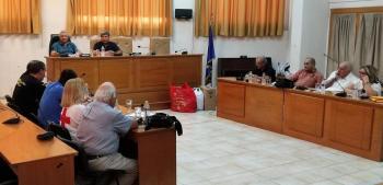 Την Πέμπη 29/11 συνεδριάζει το Σ.Τ.Ο. Πολιτικής Προστασίας του Δήμου Αλεξάνδρειας για την αντιπυρική περίοδο 2018