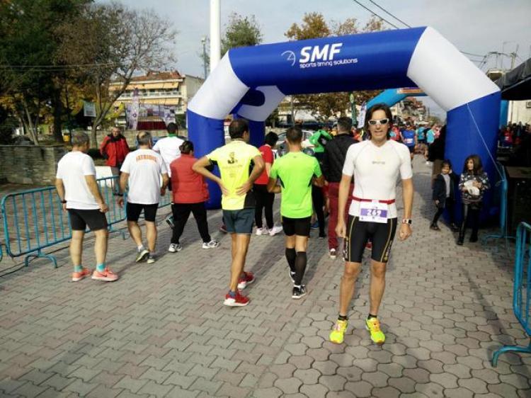 Πραγματοποιήθηκε το Σάββατο ο 8ος αγώνας ορεινού τρεξίματος (Δρόμος Τσίπουρου) μήκους 16 χλμ.