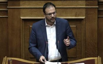 Θ.Θεοχαρόπουλος στη Βουλή :  «Να μείνουν μακριά οι ακροδεξιοί νοσταλγοί της χούντας από μαθητές και σχολεία»
