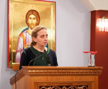 Ομιλία της κ. Ευαγγελίας Βογιατζή στη Σχολή Γονέων Βεροίας την Τετάρτη 28 Νοεμβρίου