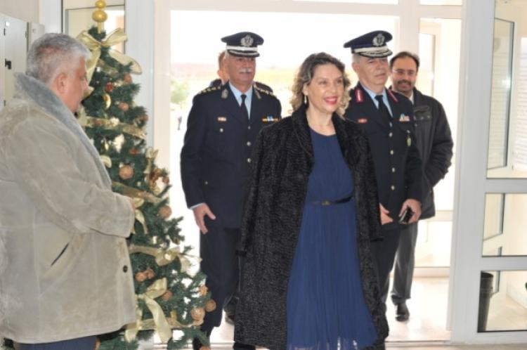 Απονομή πτυχίων σε 74 απόφοιτους του Τ.Ε.Μ.Ε.Σ. στη Σχολή Αστυνομίας στο Πανόραμα Βέροιας