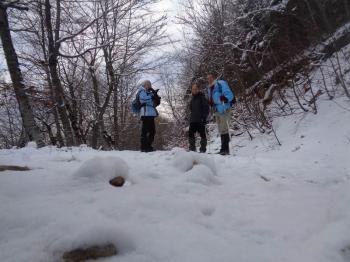 ΒΕΡΜΙΟ, Πορεία στο χιόνι, Κορυφή Δίδυμες 2016μ. και Άγιο Πνεύμα, Κυριακή 2 Δεκεμβρίου 2018, με τους Ορειβάτες Βέροιας