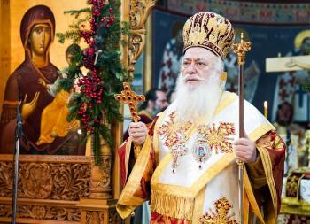 Πανηγύρισε ο Ιερός Ναός της Αγίας Βαρβάρας του ομωνύμου Δημοτικού Διαμερίσματος Βεροίας. Χειροτονία Διακόνου