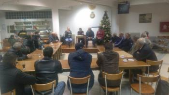 Απόφαση μαζικής συμμετοχής την Κυριακή σε συνεδρίαση της Πανελλαδικής Επιτροπής των Μπλόκων στη Νίκαια Λάρισας