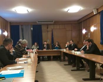 Συνάντηση ηγεσίας ΥΠΑΑΤ με Ένωση Περιφερειών