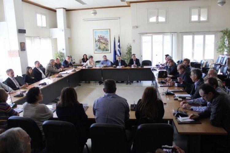 Ματαιώθηκαν οι προγραμματισμένες για χθες συνεδριάσεις του Δημοτικού Συμβουλίου Νάουσας
