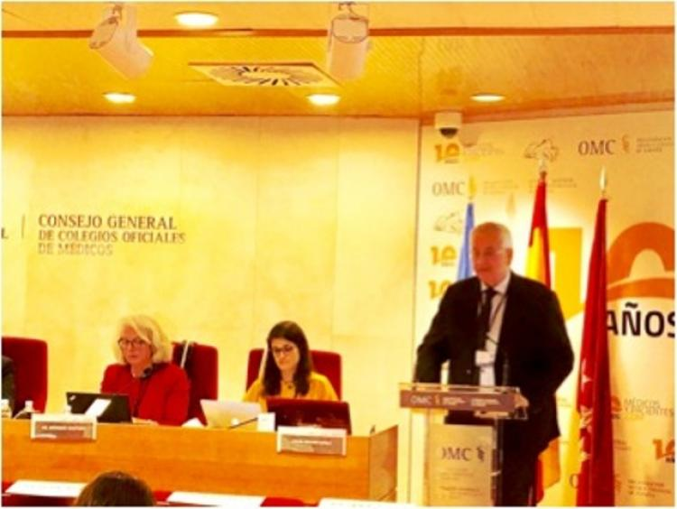 Πραγματοποιήθηκε στη Μαδρίτη η συνδιάσκεψη της CEOM, ενδιαφέρουσες παρεμβάσεις από τον Αν. Βασιάδη
