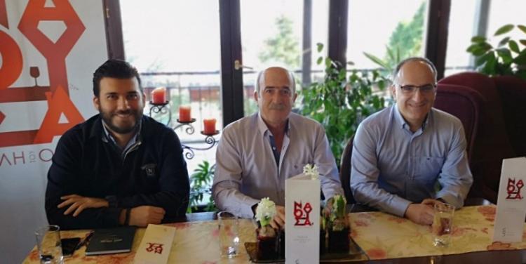 Γιώργος Φουντούλης : «Από ανταγωνιστές οι οινοποιοί της ζώνης του ξινόμαυρου, γίναμε συναγωνιστές»!