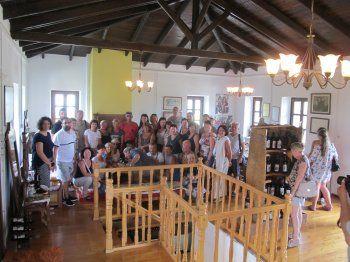 Συνάντηση Πολιτιστικών Συλλόγων K O C T R O M A Ρωσίας  και Γιαννακοχωρίου