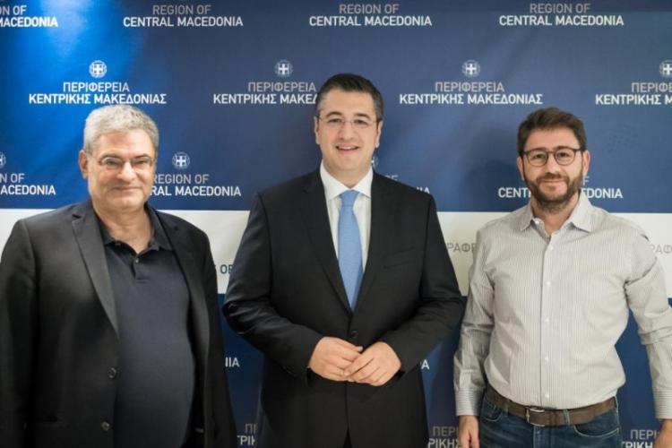 Αρχίζει τη λειτουργία του το Ευρωπαϊκό Γραφείο της Περιφέρειας Κεντρικής Μακεδονίας στις Βρυξέλλες