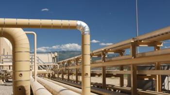 Δίκτυα διανομής φυσικού αερίου σε 18 πόλεις της περιφέρειας, μεταξύ των οποίων Βέροια και Αλεξάνδρεια