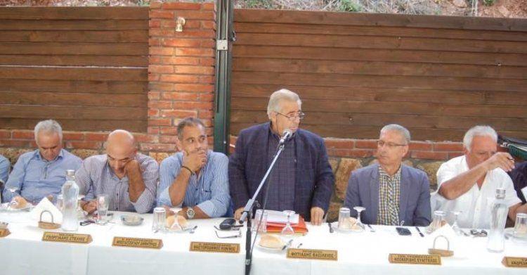 Πραγματοποιήθηκε η απολογιστική συνέλευση της ΕΠΣ Ημαθίας, 1η της διοίκησης Φωτιάδη