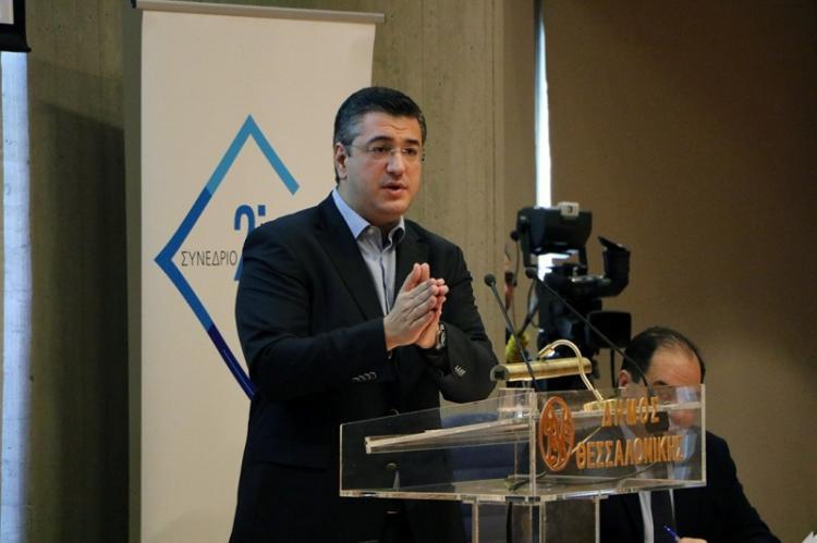 Α. Τζιτζικώστας προς Σ. Θεοδωράκη : «Να καταψηφίσετε τη «συμφωνία των Πρεσπών», αν και όταν έρθει για κύρωση στη Βουλή»