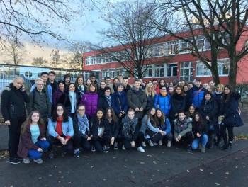 Επίσκεψη του 5ου ΓΕΛ Βέροιας στο Hamm της Γερμανίας με το πρόγραμμα Erasmus+ KA2