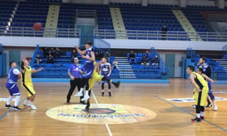 10 στα 10 η ομάδα του Α.Ο.Κ. Βέροιας στο πρωτάθλημα εφήβων της ΕΚΑΣΚΕΜ