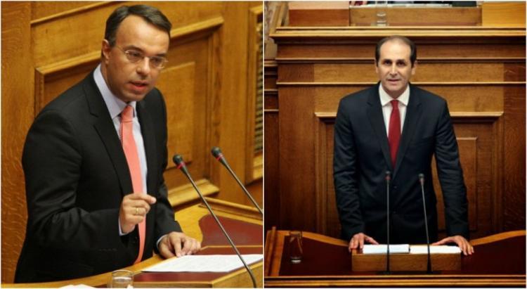 Απ. Βεσυρόπουλος και Χρ. Σταϊκούρας : «Όχι και να πανηγυρίζουν οι ΣΥΡΙΖΑ-ΑΝΕΛ για τους 29 νέους φόρους που επέβαλαν!»