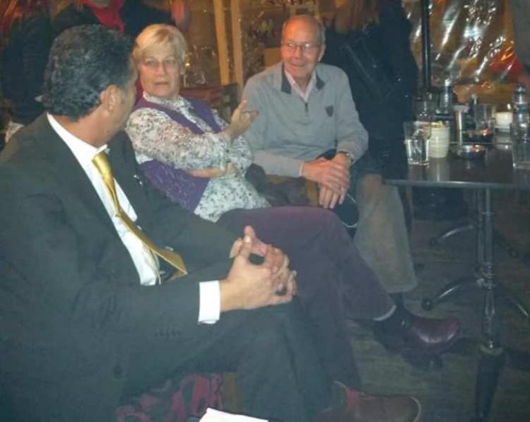 Τη Νάουσα επισκέφθηκε προ ολίγων ημερών ο πρόεδρος του πολιτικού κόμματος «ΘΕΣΜΟΣ» Σπ. Αντωνίου