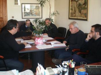 7 τακτικά και 2 έκτακτα θέματα συζητήθηκαν στη χθεσινή συνεδρίαση της Οικονομικής Επιτροπής Δήμου Βέροιας