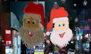 Η μνημονιακή πλευρά του Santa!