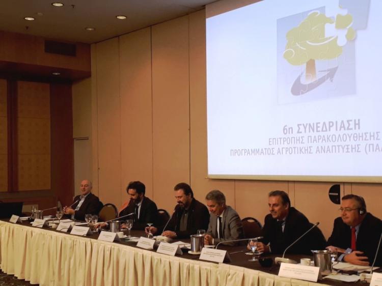 Το Πρόγραμμα Αγροτικής Ανάπτυξης έχει ενεργοποιηθεί στο 85% της Δημόσιας Δαπάνης, φτάνοντας τα 4,8 δις ευρώ