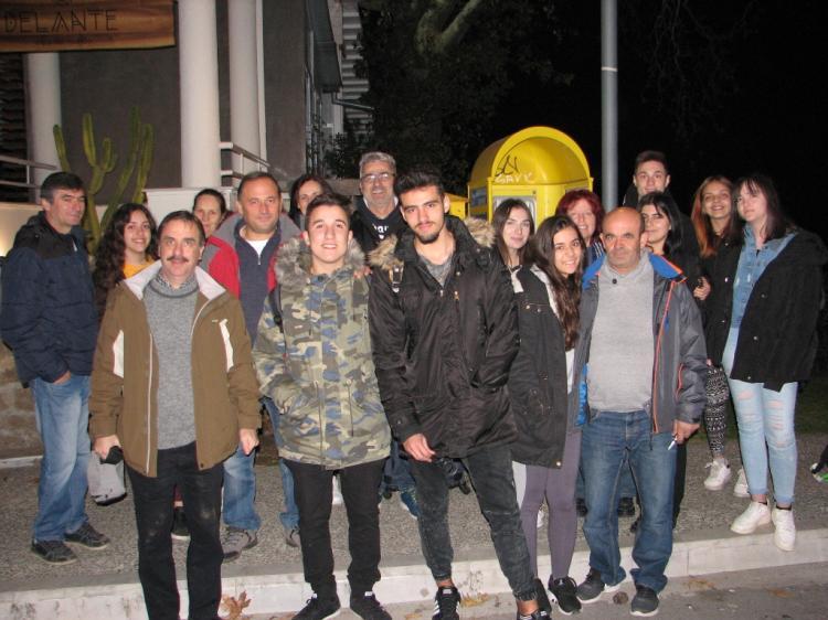 Επέστρεψαν οι μαθητές του τομέα Οικονομίας Διοίκησης του 1ου ΕΠΑΛ Βέροιας από τη Βαρκελώνη
