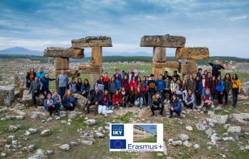 Η πρώτη βραχυπρόθεσμη ανταλλαγή μαθητών στο πλαίσιο του «Trans European Water Sustainability»