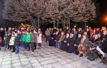Εσπερινός και Χριστουγεννιάτικη εκδήλωση στη Ραψωμανίκη