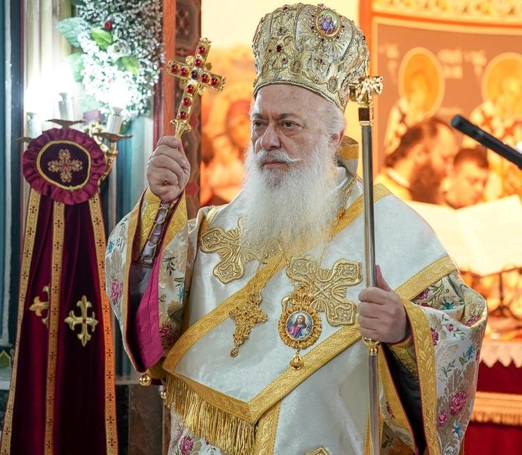 H εορτή του Αγίου Μοδέστου στον Ιερό Ναό Αγίου Νικολάου Νεοκάστρου