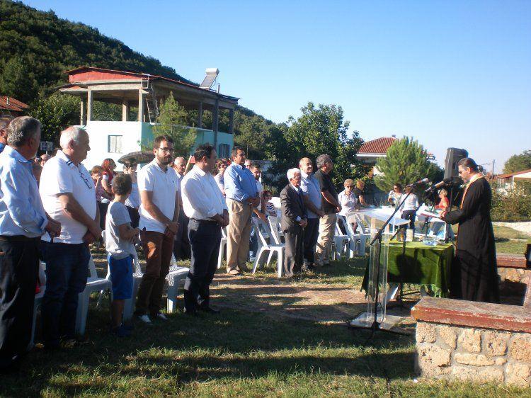 Εγκαινιάστηκε το νέο ανοιχτό γήπεδο Μπάσκετ στους Γεωργιανούς