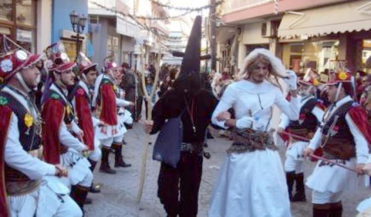 Η Εύξεινος Λέσχη Βέροιας παρουσιάζει τους Μωμόγερους