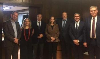 Η ΕΣΕΕ θέτει τα θέματα του Εμπορίου υψηλά στην ατζέντα του Υπουργείου Διοικητικής Ανασυγκρότησης