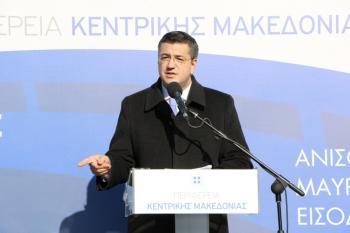 Α. Τζιτζικώστας : «Οι μόνοι Μακεδόνες είναι Έλληνες. Η Μακεδονία είναι μία και είναι ελληνική»