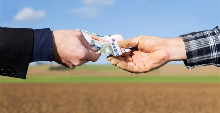 Τροπολογία για προστασία των αγροτικών επιδοτήσεων