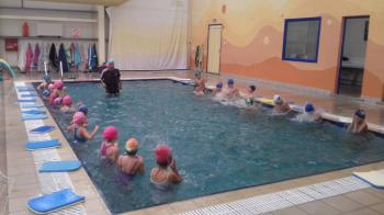 Ευχαριστήριο της Διεύθυνσης Α/θμιας Εκπαίδευσης Ημαθίας στον ιδιοκτήτη του κολυμβητηρίου «Ναυτίλος»