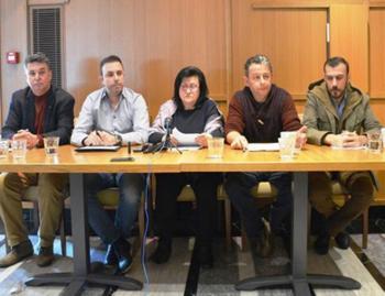 Το ΚΚΕ παρουσίασε τους υποψήφιους δημάρχους στην Ημαθία και υποψήφιο περιφερειάρχη