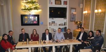Την υποψηφιότητά του για το δημαρχιακό θώκο της Βέροιας ανακοίνωσε ο Α. Μαρκούλης