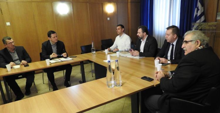 Σταύρος Αραχωβίτης : «Το φαινόμενο των ανοιχτών τιμών στο βαμβάκι είναι απαράδεκτο»