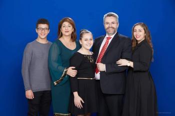Επίσκεψη Γιάννη Παπαγιάννη στο Σωσσίδειο Γηροκομείο Βέροιας – Ευχές για τα Χριστούγεννα