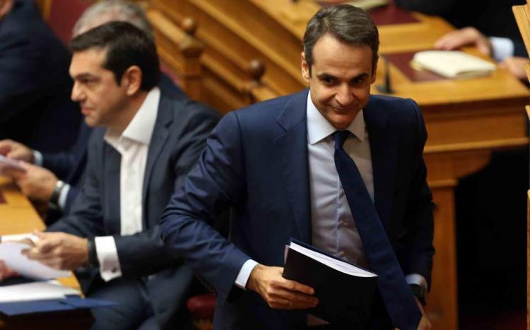 Ο ψευτοδικομματισμός, η πόλωση του Τσίπρα και η...κακώς ή καλώς αυτοδύναμη κυβέρνηση Μητσοτάκη!