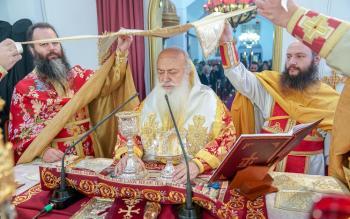 Εορτάστηκε η μνήμη της Αγίας Αναστασίας της Φαρμακολυτρίας στην Αγία Παρασκευή Βεροίας