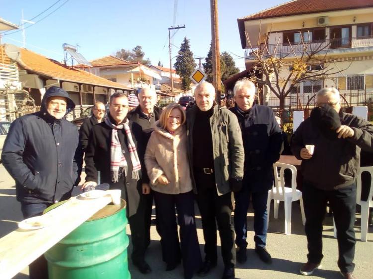 Με επιτυχία και φέτος η Γιορτή της Τσιγαρίδας στην πλατεία της Συκιάς Ημαθίας
