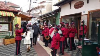 Βέροια : Μια πόλη- μια χριστουγεννιάτικη γιορτή!