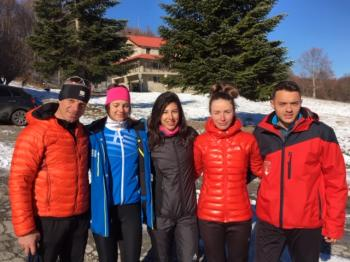 4 αθλητές του ΕΟΣ Νάουσας στο Βαλκανικό Κύπελλο Δρόμων Αντοχής