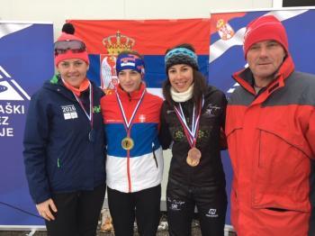 Τη δυναμικότητά τους στα Βαλκανικά Κύπελλα απέδειξαν οι αθλήτριες του ΕΟΣ Νάουσας