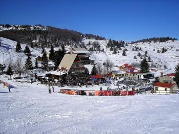 Προσωρινή αναστολή λειτουργίας του χιονοδρομικού κέντρου Σελίου
