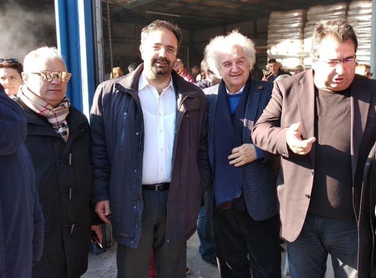 Η γιορτή των αδελφών Μεϊμαρίδη και το...«ψηφοδέλτιο» του Στέλιου στον Αντώνη Μαρκοβίτη!