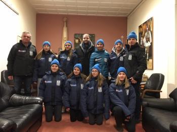 7 αθλητές του ΕΟΣ Νάουσας στο Παγκόσμιο Παίδων Κορασίδων Χιονοδρομίας Πόλεων