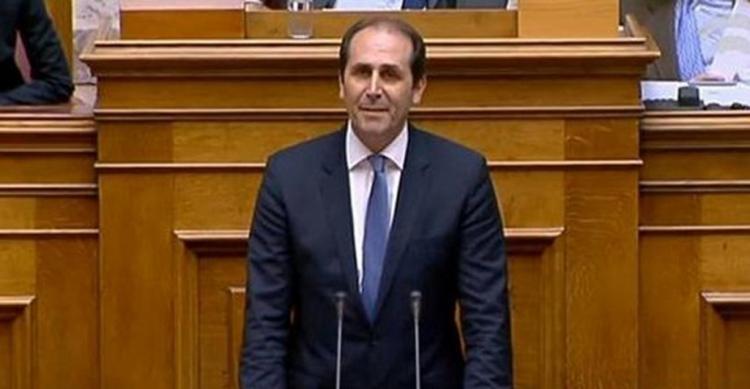 Απ. Βεσυρόπουλος : «Ο παραλογισμός της υπερφορολόγησης διαλύει τη χώρα»