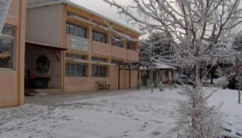 Στις 09:15 χτύπησε το κουδούνι σήμερα στα σχολεία του Δήμου Νάουσας
