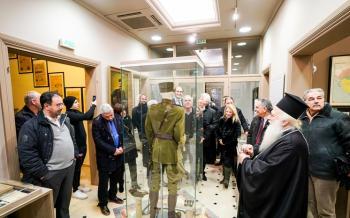 Βλαχογιάννειο Μουσείο : «γνώσεσθε την αλήθειαν και η αλήθεια ελευθερώσει υμάς»